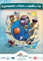 livret pédagogique sur la qualité de l'air à destination des enseignants de cycle 3 du Loir-et-Cher, par le CDPNE