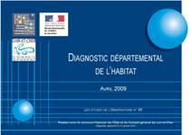 Le diagnostic départemental de l'habitat
